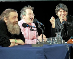 Alan Moore guest stars