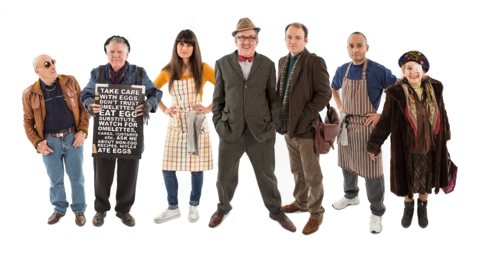 Count Arthur Strong - Specials