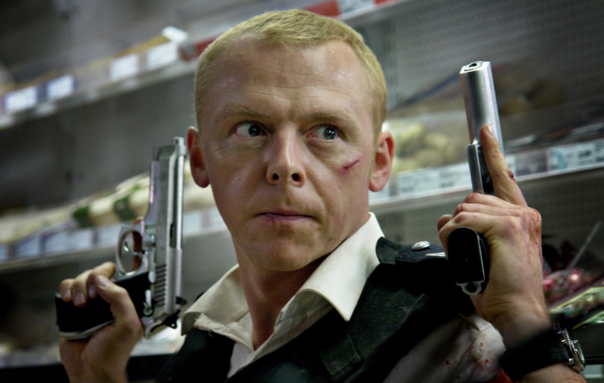 Hot Fuzz, a review