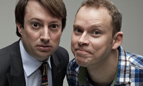 Mitchell and Webb in Peep Show
