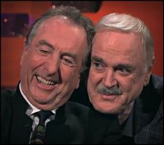 SOLD OUT – John Cleese in Conversation with Eric Idle, L.A ...