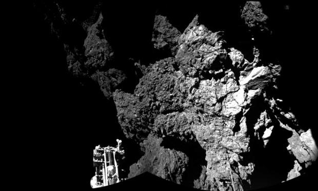 space-comet
