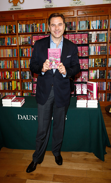 David Walliams - Book Signing