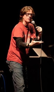 Ed Byrne, December 2010.