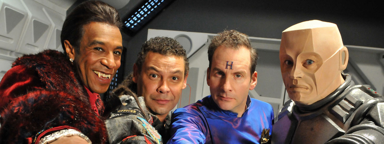News: New Seasons of Red Dwarf on the Way | Anglonerd