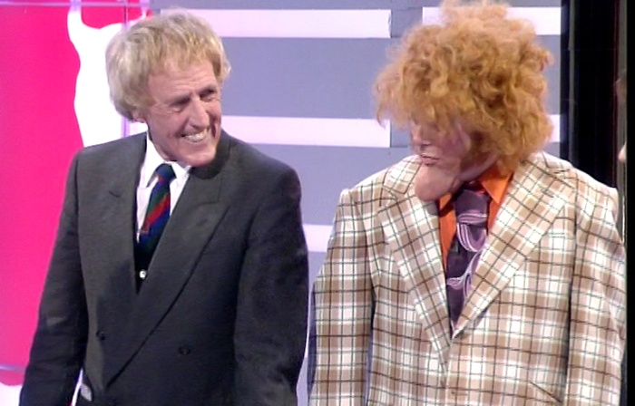 Rod Hull and...Rod Hull?