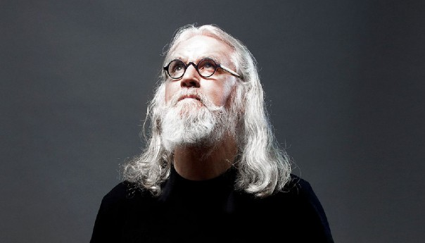 billy connolly gps