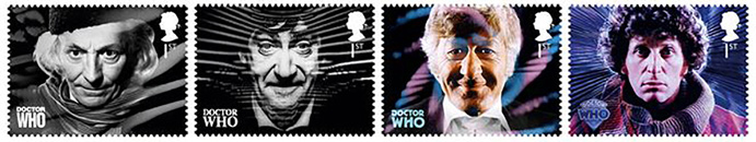 STAMP doctorwho 1