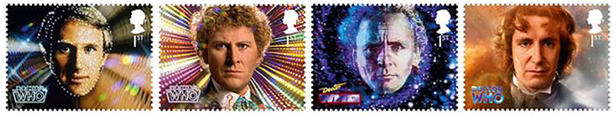 STAMP doctorwho 2